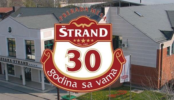 Štrand
