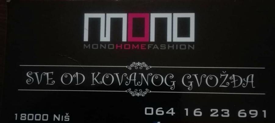 Mono Fashion