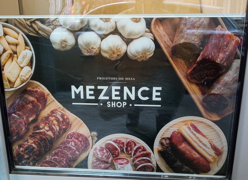 Mezence shop