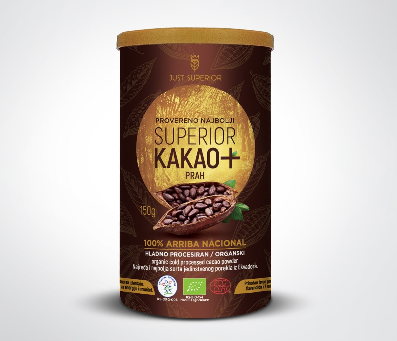 Superior Kakao plus