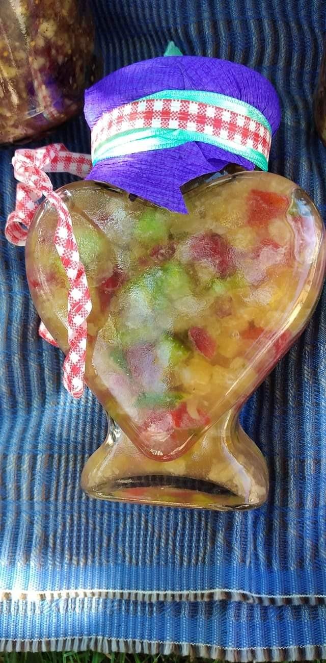 Med I kandirano voće