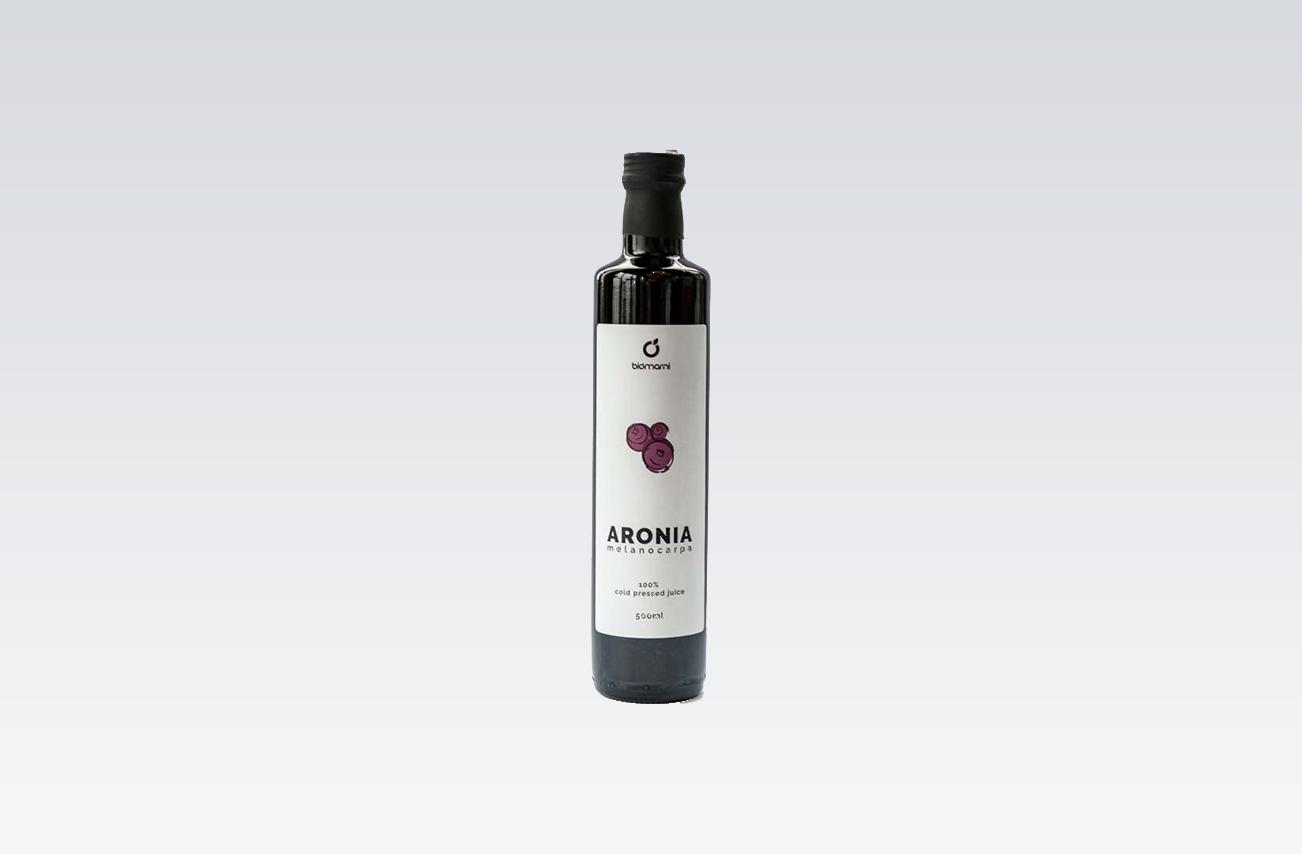 Aronija - hladno ceđeni sok