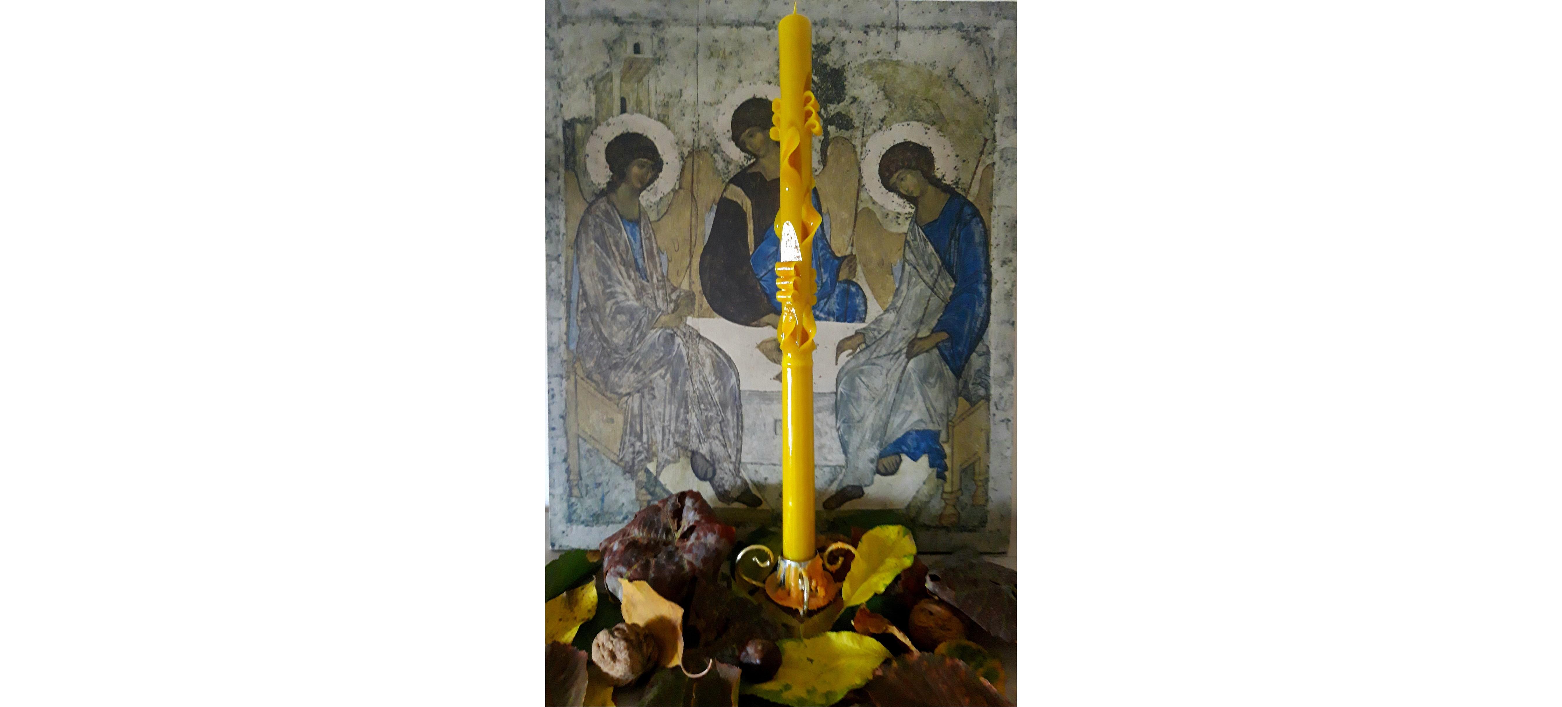 Slavska rezana sveća